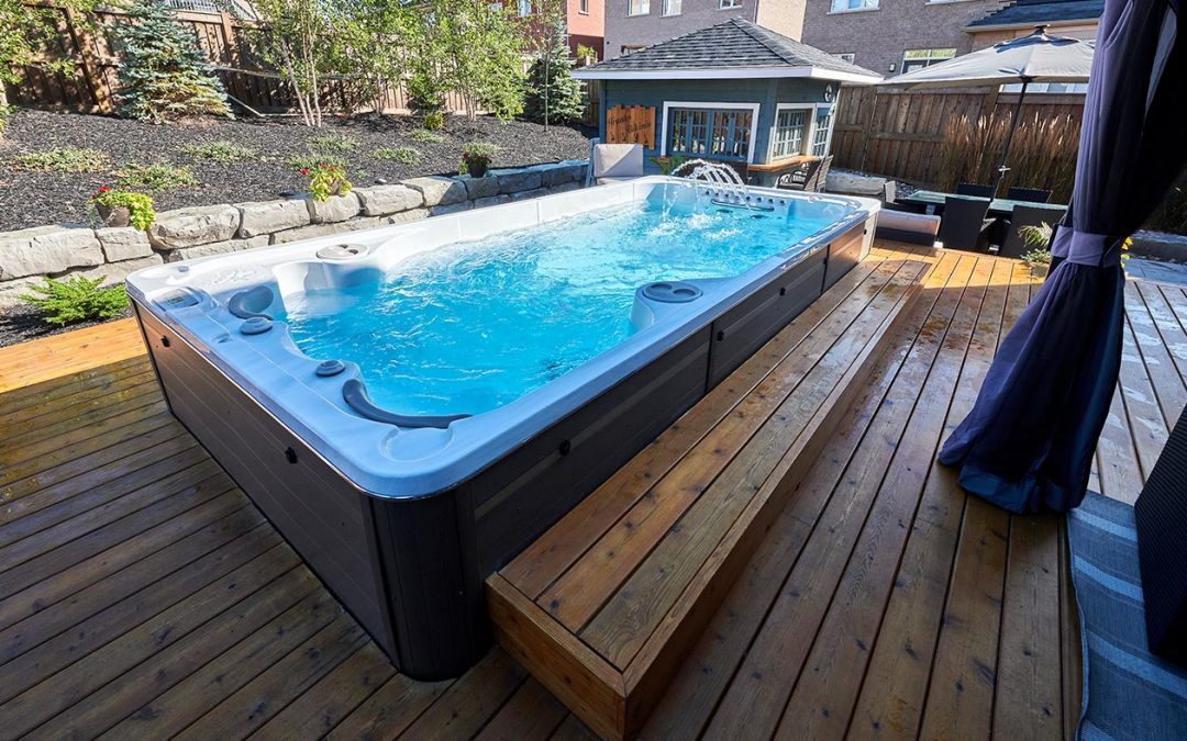 What Size Should Your Swim Spa Be?